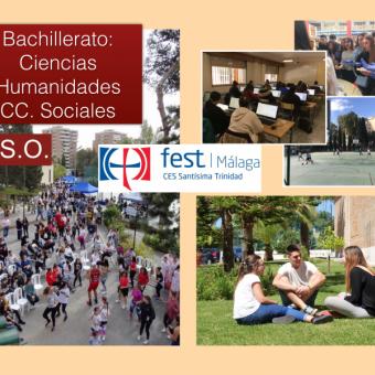 Solicitudes ESO y Bachillerato Trinitarias Málaga